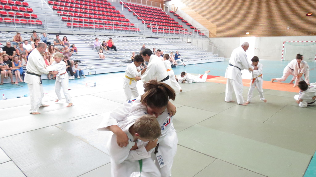 judo parents et proches...